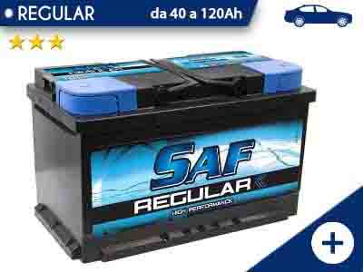 Batteria Regular per auto