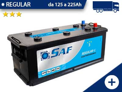 Batteria Regular da camion
