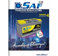 catalogo batterie saf