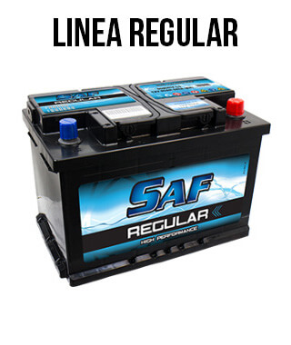 Batterie per Auto Linea Regular